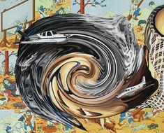 david salle art | david salle: paintings 2004 - 2011 | minimal exposition