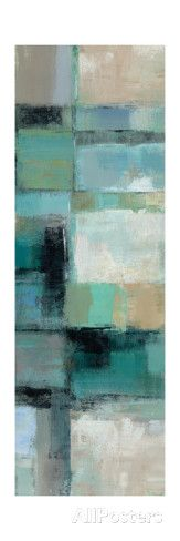 Island Hues Panel I Art by Silvia Vassileva at AllPosters.com