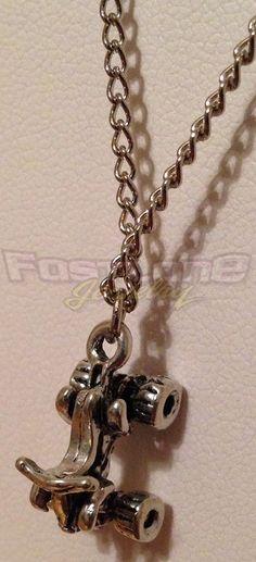 Quad / 4 Wheeler / ATV Charm Necklace