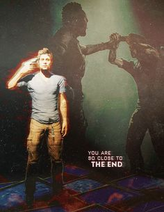You are so close to the end - Far Cry 3