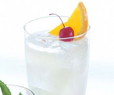 Tom Collins by Fine Cooking