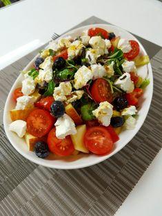 Caprese Salad, Food, Food Food, Essen, Meals, Yemek, Insalata Caprese, Eten