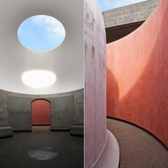 """#Turrell this weekend.  #SanFrancisco #superbowl #skyspace [Three Gems 