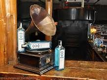 speakeasy decor - i think the music player old school is a must. for decoration atleast