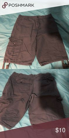 0120762896 NWT South Pole Men's Belted Ripstop Cargo Short NWT South Pole Men's ...