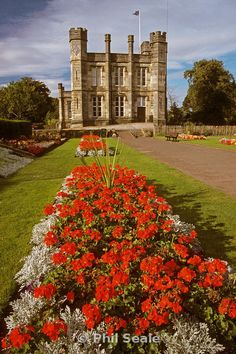 St Andrews Museum, Kinburn House, Fife, Scotland- Scotland is one of many places on my list to travel to.