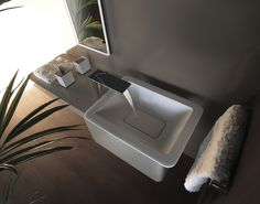 Gessi Riflessi Bathroom Pinterest Faucet Toilet And Tubs - Contemporary waterfall faucets riflessi from gessi