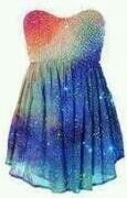 I would die to own this dress!