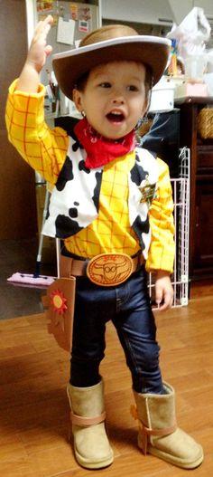 Toy Story Woody Kostüm selber machen | Kostüm-Idee zu Karneval, Halloween & Fasching