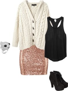 perfect holiday outfit