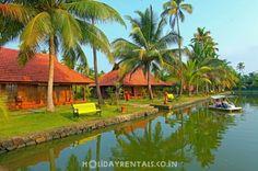 Holiday Resort in Alleppey