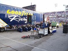 goodyear tyres fitted to NASCAR race cars #goodyeartyres http://www.pellonautocentre.com/goodyear_4x4.htm