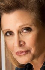 Carrie Fisher ( #CarrieFisher ) - an American actress, screenwriter, singer-songwriter, author, producer and speaker, best known for playing Princess Leia in the Star Wars films, her novels as Postcards from the Edge, and her one-woman play, and its nonfiction book, Wishful Drinking - born on Sunday, October 21st, 1956 in Burbank, California, United States