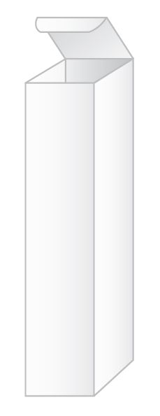 1.75 x 8.75 Tall Box