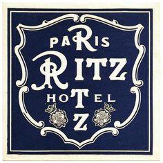 Francia - Parigi - Hotel Ritz 1920