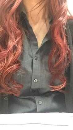 Red To Blonde, Tops, Women, Fashion, Moda, Fashion Styles, Fashion Illustrations, Woman