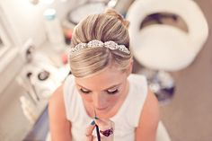 bridal makeup | Images by Ivy Weddings