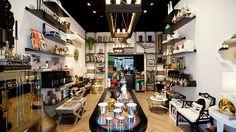 Seti Design shop, Neve Tzedek, Tel Aviv, Photo by Boaz Lavi
