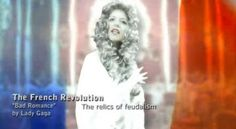"""The Music for History Lovers channel on you-tube uses modern top 40 hit songs to teach about important people and periods in world history, from the French Revolution (set to a remix of Lady Gaga's """"Bad Romance"""") to The Crusades (set to a remix of """"Eyes Without a Face"""" by Billy Idol)."""