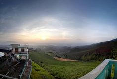 Sunrise at Darajat Garut Indonesia