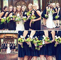 Greenhouse wedding - Flowers: Tangerine Etc. - Photographer: Oakstream Photography