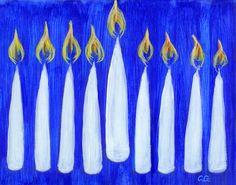 Happy Hanukkah by BlondeRoots Productions Happy Hanukkah by BlondeRoots Productions Feliz Hanukkah, Hanukkah Cards, Hanukkah Decorations, Hanukkah Menorah, Happy Hanukkah, Hannukah, 3d Paper Crafts, Arts And Crafts, How To Celebrate Hanukkah