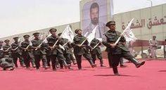 #موسوعة_اليمن_الإخبارية l المليشيا الإنقلابية تدرس العقيدة الخمينية في الكلية الحربية بصنعاء