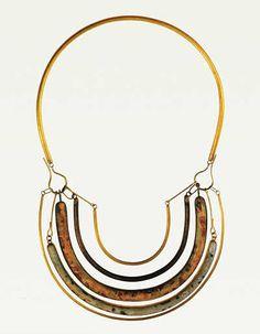 Hermann Junger necklace, 1979