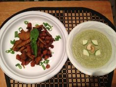 Day 6 Dinner Roasted Root Vegetables with Zuchini Cashew soup