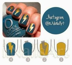 img449230223cbffba9b33244f2a58251fc how to make nail art For yourself   31new shape