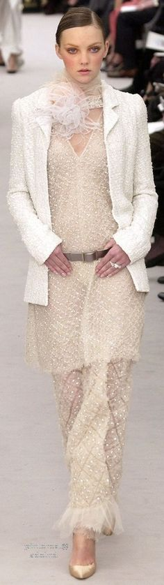 Chanel - Haute Couture Spring 2004