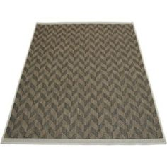 Buy Fairmont Flatwave Herring Rug 80x150cm - Natural at Argos.co.uk - Your Online Shop for Rugs and mats.