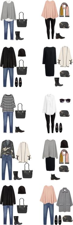 What to Wear in London England for Chrsitmas and New Years Outfit Options 11-20 #packinglight #travellight #travetips #travel