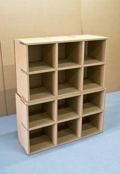 Cardboard Furniture Design Ideas | Home Design and Decor Reviews