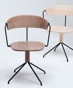 bouroullec chairs for Mattiazzi