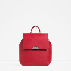 Image 2 of RIGID BACKPACK from Zara