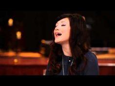 "Worship leaders / Churches - Kari Jobe shows how to do ""One Desire"". Beautiful!"