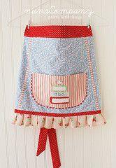 sweet little apron