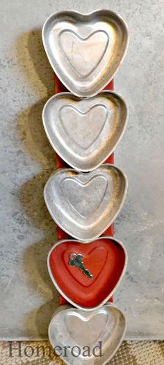 Tin Heart Love www.homeroad.net