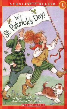 It's St. Patrick's Day by Rebecca Gomez and illustrated by Mary Morgan