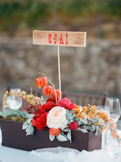 rustic california wedding   photo by Erin Hearts Court   100 Layer Cake