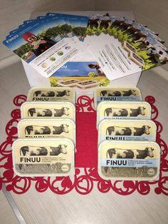 W czwartek otrzymałam paczkę Ambasadora od Streetcom w Kampanii Finuu.      Paczkę dostarczył kurier GLS. Zawartość zapakowana była w specja...