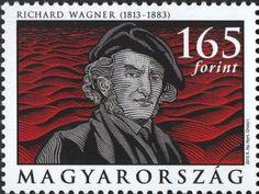 #4263-4264 Hungary - Composers, Set of 2 (MNH)
