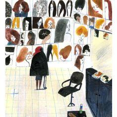 Heart Artist's Agents - Artists - Laura Carlin - Galleries - Laura Carlin 1