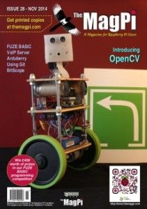 the-magpi-magazine-noviembre-2014-ya-disponible-para-su-descarga