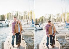 Cute outfit!!!  Fashionable Nautical Engagement - Inspired By This