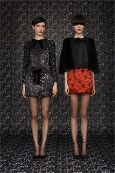 Louis Vuitton Pre-collezioni Autunno Inverno 2013/2014 on Vogue