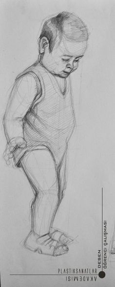 Çocuk çizimi - #çizimi #Çocuk Gesture Drawing, Body Drawing, Life Drawing, Drawing Sketches, Human Figure Sketches, Figure Sketching, Figure Drawing, Pastel Drawing, Painting & Drawing