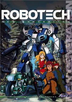 Robotech - Mospaeda