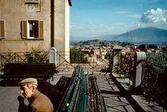 Alex Webb - Umbria. 1995. Spoleto.